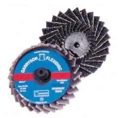 Disque abrasif 50 mm FLEXIDISC pour enlever la peinture, l'apprêt et la rouille en carrosserie.
