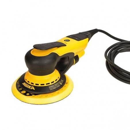 Ponceuse électrique excentrique 150mm MIRKA pour le ponçage automobile.