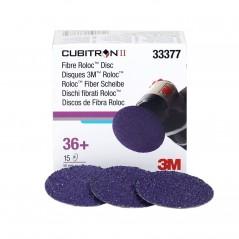 Disque fibre Cubitron II Roloc 50mm - 3M