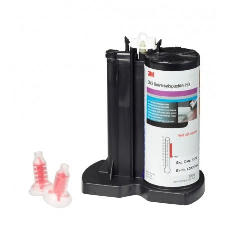 Mastic polyester prêt-à-l'emploi pour toutes les applications.