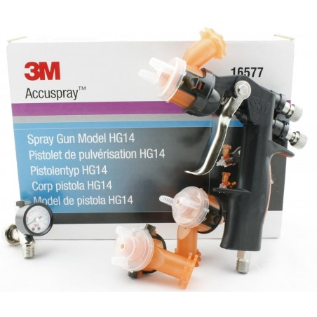 Pistolet de pulvérisation HG14 Accuspray - 3M