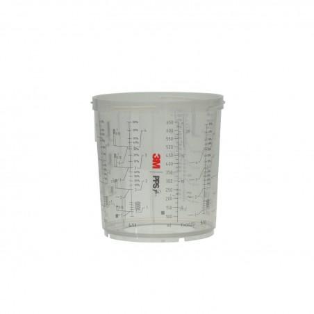 PPS 2.0 standard Godet extérieur standard 650ml  3M-26001