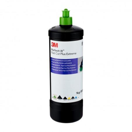 Liquide de polissage Perfectit III Fast Cut Plus  Bouchon Vert   3M-51815