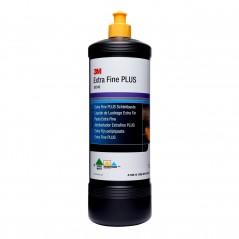 Liquide de polissage extra fin   bouchon jaune 3M-80349 pour peinture ordinaire et anti-rayure.