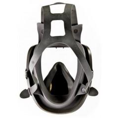 Masque complet 3M 6000. Respiration facile et chaleur minime lors des réparations automobiles.