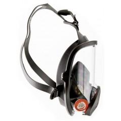 Masque complet réutilisable 3M visibilité optimale pour les travaux en carrosserie.